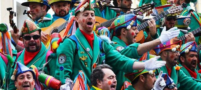Las 5 mejores fiestas en España