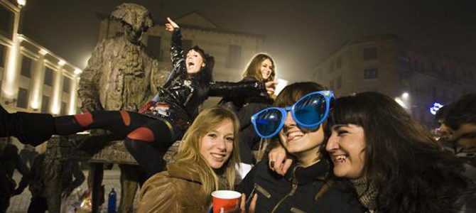 Los 5 mejores destinos para despedidas en España