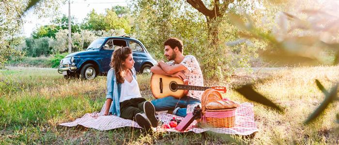 picnic san valentin
