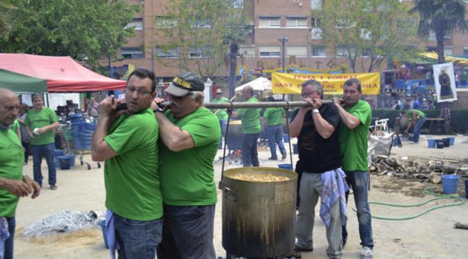 Fiesta del Porrat Valencia
