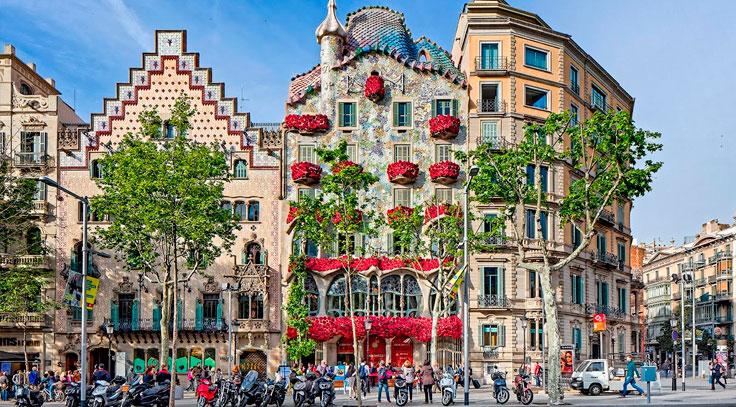 Fiestas de Sant Jordi Barcelona