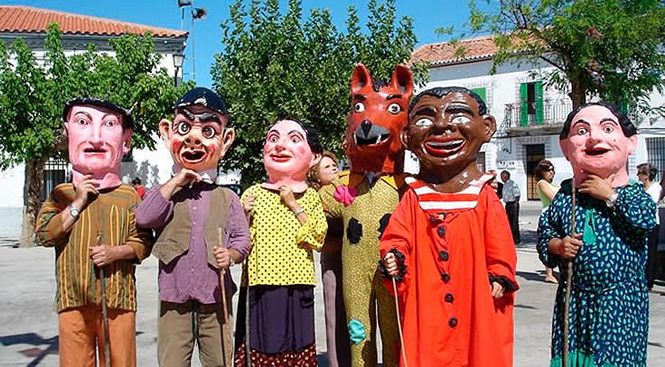 Fiestas de Gallegos de Solmirón