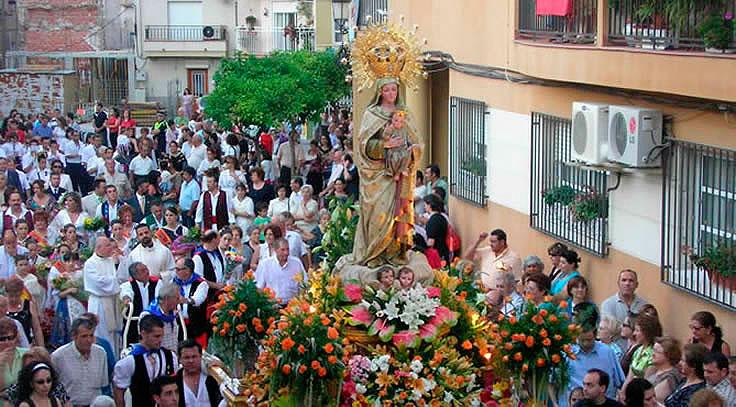 Fiestas de Hondón de los Frailes