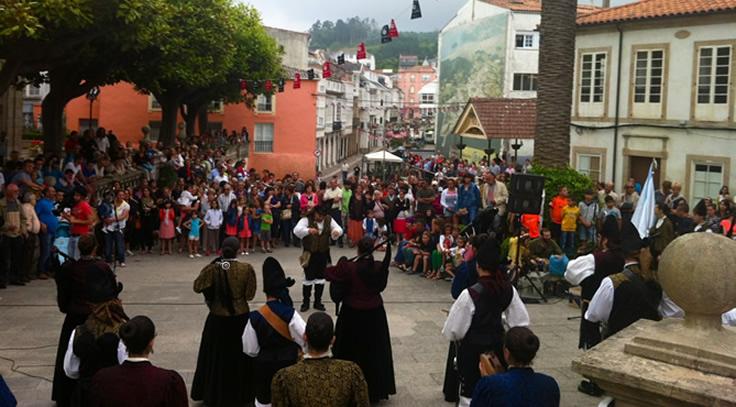 Fiestas de Santa Marta de Ortigueira