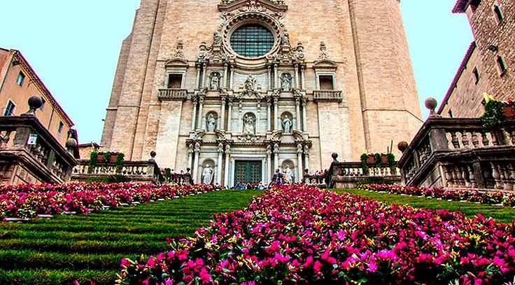 Temps de flor Barcelona